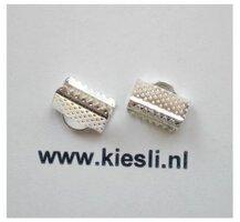 Lintklemmen zilverkl 10mm