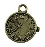 Bronskleurige klok bedel, 19mm
