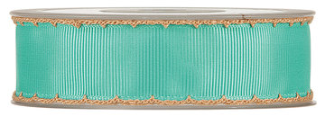 Crochet tiffany grosgrain