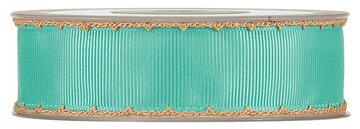 Crochet tiffany grosgrain
