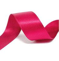 Satijnlint 6mm hard Roze