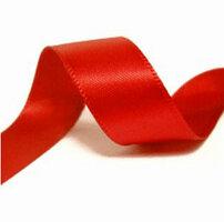 Satijnlint rood,22mm