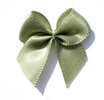 Frans groen strikjes