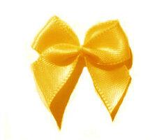 Warm geel strikje