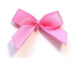 Strikjes roze 19mm|100st.