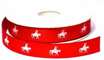 Sinterklaas op paard lint