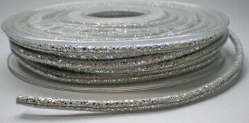 Glamour zilver koord