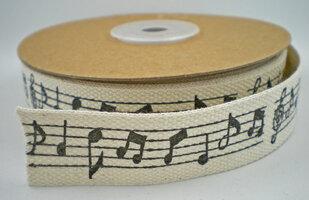 Muzieknoten band