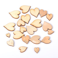 Hartjes van hout|gemengd