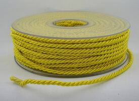 Gedraaid koord geel