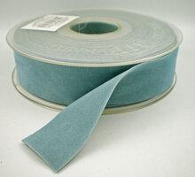 Fluweel lint DZ lichtblauw,25mm
