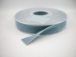 Fluweel lint DZ lichtblauw,15mm