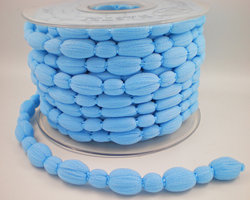 Knotted koord skyblue