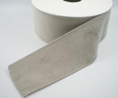 Velvet de luxe grijs|40mm