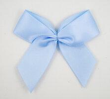 Strikken lichtblauw 65mm