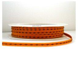 Stiksel lint oranje