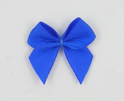 Strikjes royal blue