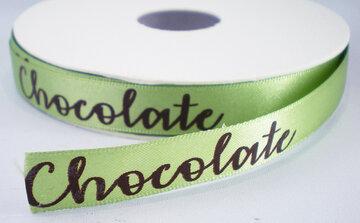 Chocolate lint lichtgroen