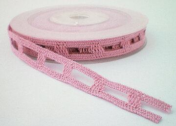 Roze kantje Avenue,katoen