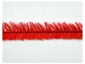 fluffy rood bandje, 15 mtr