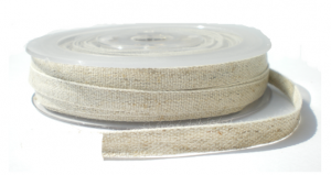 Cotton hemp band 7mm