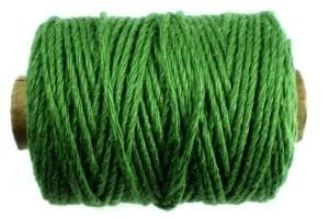 Cotton cord,groen
