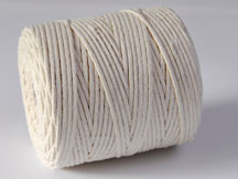 Cotton cord, naturel