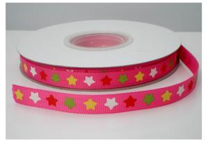 Sterrenlint roze, 9 mm