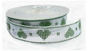 Nordic hartje groen lint