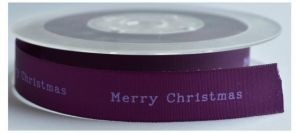 Paars M.Christmas lint