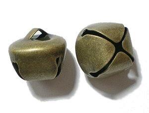 Bellen antiek brons, 16mm