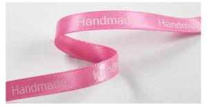 Roze handmade lint