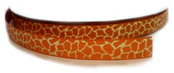 Ginger/vanille girafprint