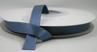 Goldline lint antiekblauw