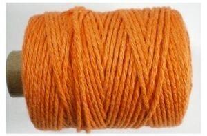katoen koord oranje