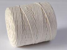 Cotton cord, naturel