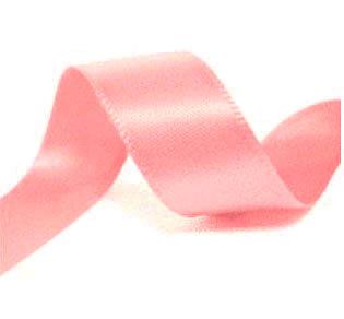 Pink satijnlint DF