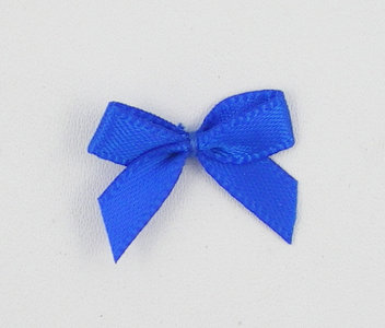 Strikjes cobalt blauw