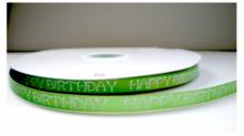 happy birthday lint groen