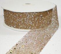 glitter lint tresor koper