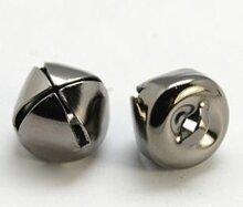 Zilverkleurige bellen, 16mm