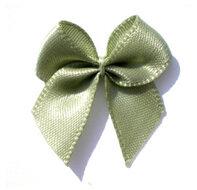 Strikje Frans groen