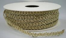 Decoratief bandje goud