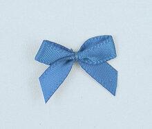 Strikjes fransblauw